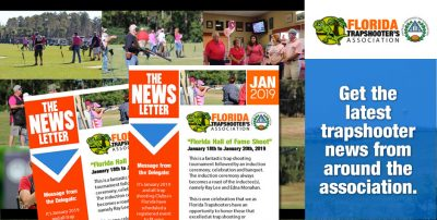 FLorida Trapshooters Assocation Newsletter - January 2019