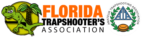 Florida Trapshooters association logo retina