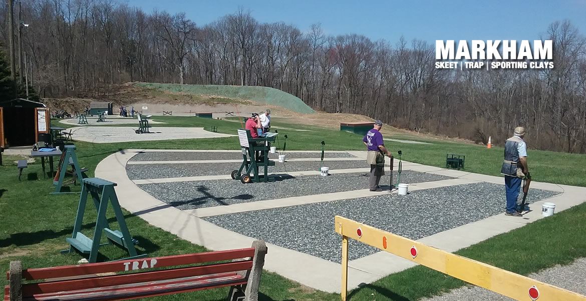 Markham skeet trap and sporting clays