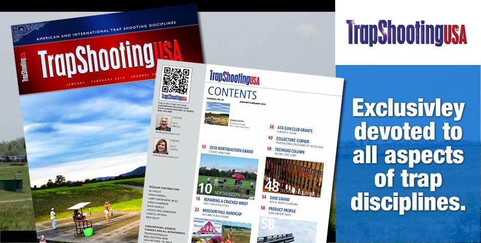 trapshooting USA Magazine - Florida trap association